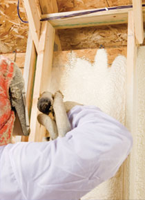Portsmouth Spray Foam Insulation Services and Benefits